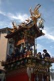 高山市节日,高山市,日本 免版税库存照片