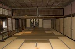 高山市Jinya,高山市,日本 免版税图库摄影