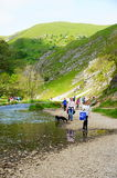 高峰区英国 图库摄影