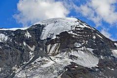 高峰Weissseespitze, 库存照片