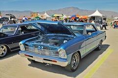 高性能的雪佛兰II Chevelle轿车 库存照片