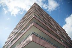 高房子在德国 免版税库存照片