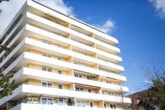 高房子在德国 免版税图库摄影