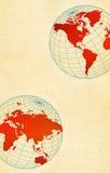 高技术世界 免版税库存照片