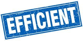 高效率的邮票 向量例证