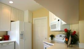 高效的厨房 免版税库存照片
