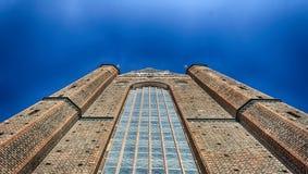 高教会德国 免版税库存照片