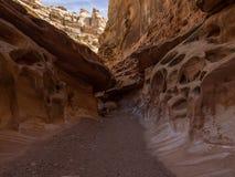 高明的峡谷 库存图片