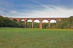 高架桥 免版税图库摄影