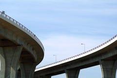 高架桥 免版税库存照片