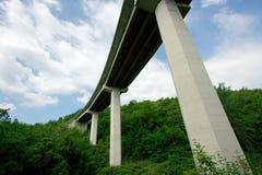 高架桥 免版税库存图片