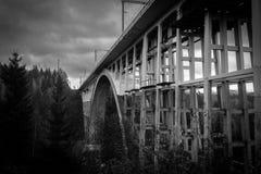 高架桥II 库存图片