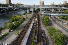高桥梁24 图库摄影