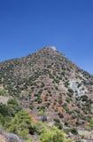 高梆的修道院在塞浦路斯 免版税库存图片
