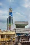 高楼在曼谷, Baiyoke天空 免版税库存照片