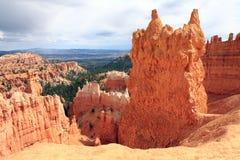 高涨风景线索原野的bryce 免版税图库摄影