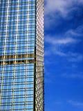 高现代办公楼玻璃外部 库存照片