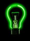 高电灯泡质量 库存照片