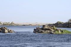 高的水坝 库存图片