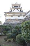 高知城堡 免版税库存照片