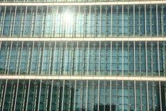 高科技办公室在香港 图库摄影