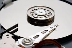 高科技数据 免版税库存照片