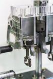 高精度和质量汽车零件工业顶头cyli 免版税库存图片