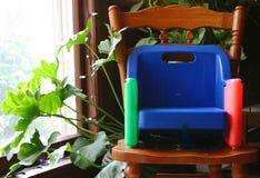 高脚椅子 免版税库存图片