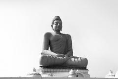 高菩萨雕象在Amaravati,印度 免版税库存照片