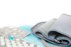 高血压 免版税库存照片