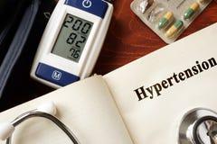 高血压 免版税图库摄影