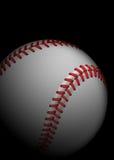 高详细的棒球 免版税库存照片