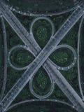 高速公路互换在重庆 图库摄影