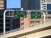 高速公路悉尼 图库摄影