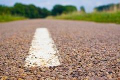 高速公路横向 免版税图库摄影