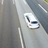 高速公路的模式 免版税库存照片