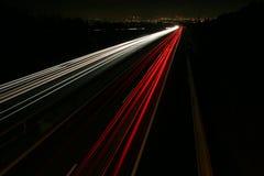 高速公路维也纳 免版税图库摄影