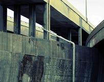 高速公路蒙特利尔 免版税库存照片