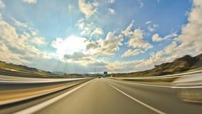 高速公路驾驶 股票录像