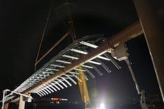 高速公路结构 免版税库存图片