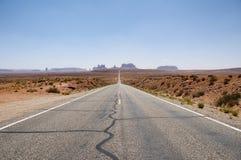 高速公路163 免版税库存照片