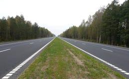 高速公路 免版税库存照片