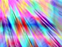 高速颜色在中午 库存照片