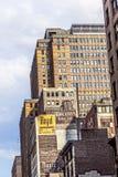 高更旧的砖瓦房在纽约 库存图片