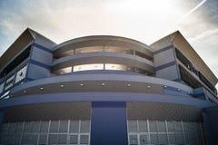 高细节- UNIFEI大学 库存照片