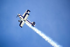 高Flyingâ€的‹ 图库摄影