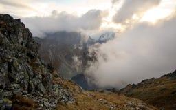 高Tatra山,波兰 免版税库存图片