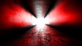 鬼魂女孩 在黑暗的走廊的可怕鬼魂 皇族释放例证