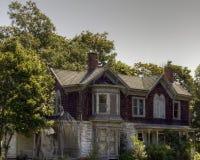 鬼魂房子 图库摄影