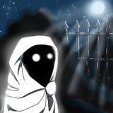 鬼魂 免版税库存图片